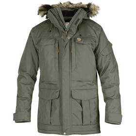 Fjällräven Yupik Parka Men mountain grey